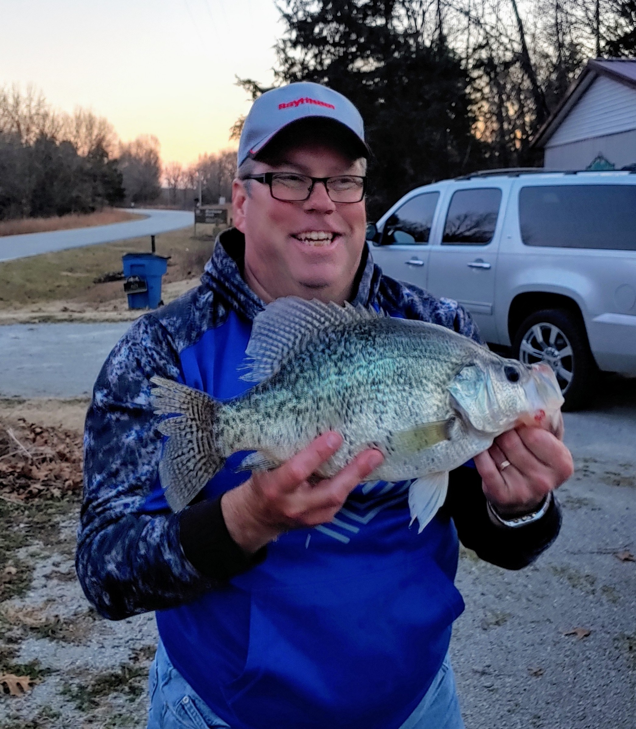 Truman Lake_Crappie Fishing_Mark Wilson