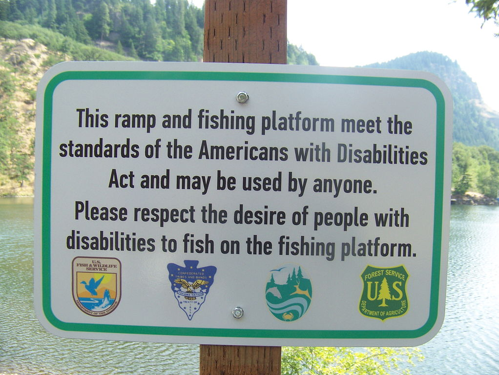 Fishing and Disabilities